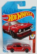 Custom Ford Maverick (FYD05) (card)