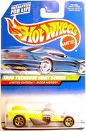 1999 TreasureHunt card