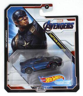 Captain America (FYV11) (Pack)