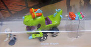 Hot Wheels Reptar Wagon & Tommy and Chuckie Figures
