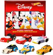 Mickey & Friends Pack 01