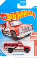 2019 Hot Wheels Red Edition HW Rapid esponder