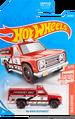 2019 Hot Wheels Red Edition HW Rapid esponder