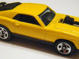 '70 Mustang Mach 1