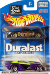 AutoZone - Duralast Batteries Limited Edition 2-Pack package front