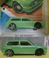 Volkswagen Brasilia green 2011 front right wheel error