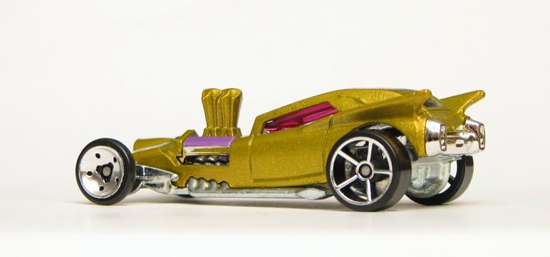 Fangula HAPPY HALLOWEEN 2012 Mattel Hot Wheels diecast 1//5