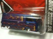 2011 Hot Wheels Garage MOPAR 1966 Dodge A100