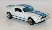 67' Shelby GT 500 (3814) HW L1170093