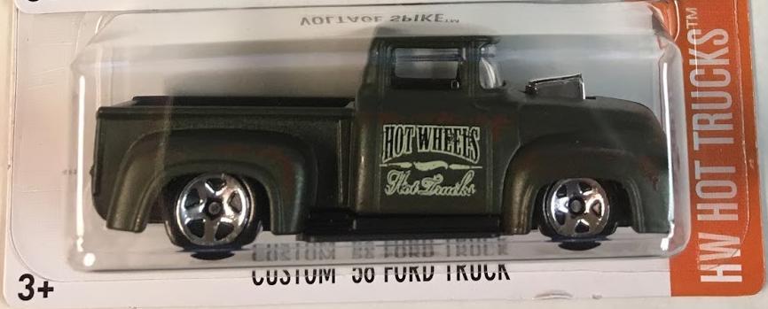 Image Custom 56 Ford Truck Dvb67 Jpg Hot Wheels Wiki Fandom