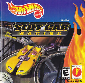 HotWheels Slot Car Racing Cover