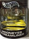 2003 Showcase - Racing - Mooneyes Streamliner -Mooneyes- Yellow