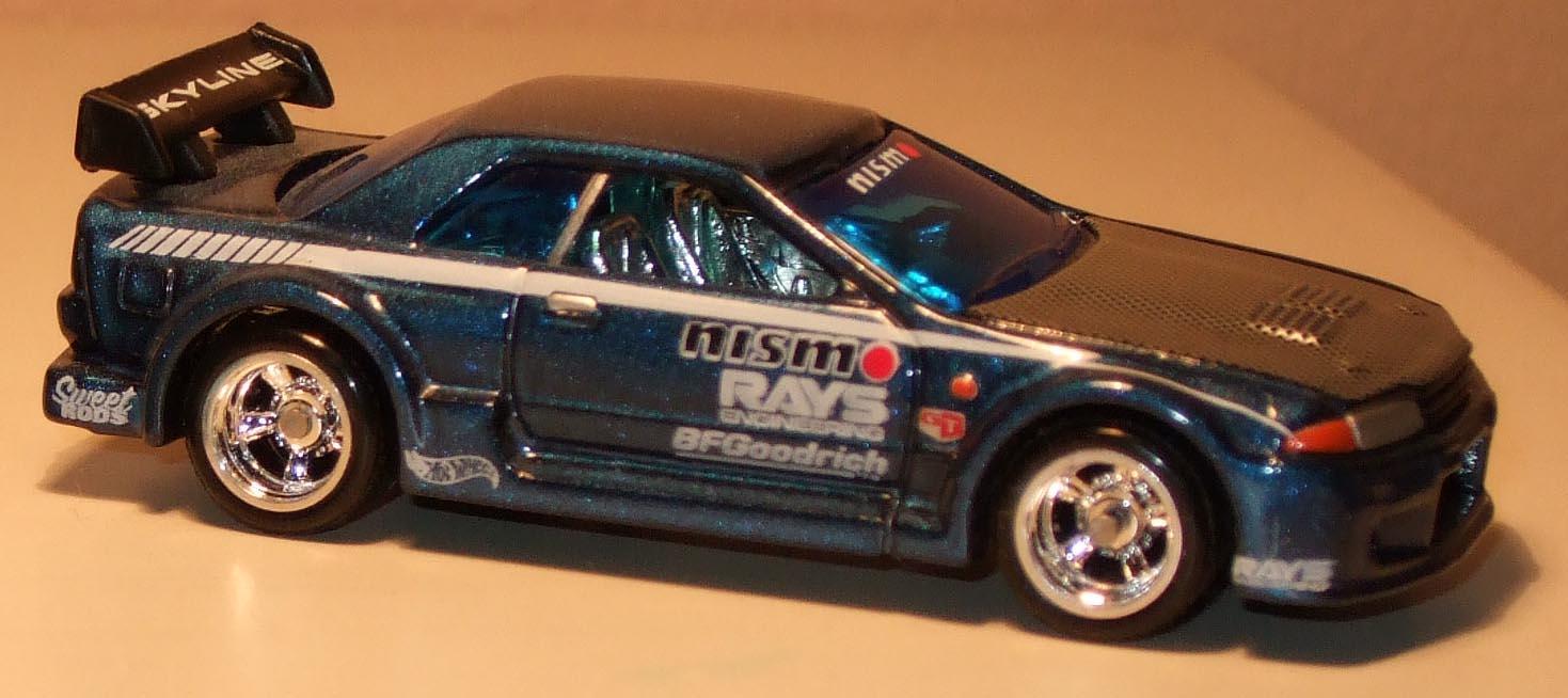 Nissan Skyline Hot Wheels Wiki Fandom Powered By Wikia