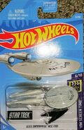 USS Enterprise NCC-1701 - FYC93 Card