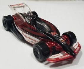 2001 McDonalds Champ Car Future