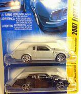 BuickGrandNational Color & Wheel Variations