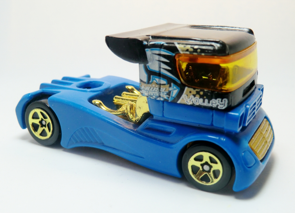 Semi-Fast | Hot Wheels Wiki | FANDOM powered by Wikia