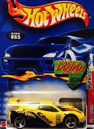 2002 065 Tuners 3-4 MS-T Suzuka 'Eibach' Yellow