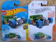 2020 Hot Wheels id Chase- 05.08 - Bone Shaker 09
