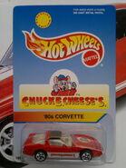 HW 1997 - Promo Chuck E Cheese '80s Corvette