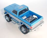 2016 - 16th Hot Wheels Annual Collectors Nationals '83 Chevy Silverado loose