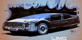 Syd Mead Sentinel 400 Limousine