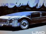 Syd Mead's Sentinel 400 Limo