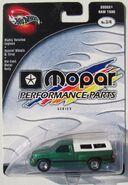 .. MOPAR .. DODGE RAM 1500 PICKUP GREEN 3 4 SSO1
