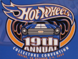 19th Annual Hot Wheels Collectors Convention