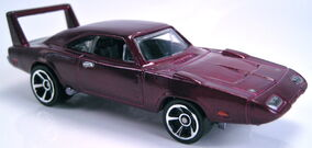 69 dodge charger daytona 2013 HW garage new model