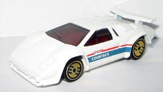 Lamborghini Countach HW