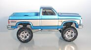 2016 - 16th Hot Wheels Annual Collectors Nationals '83 Chevy Silverado