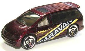 Dodge Caravan DkRedSB