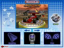 Super Modified was Playable in Hot wheels mechanix PC 3