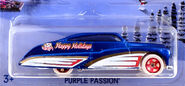 2016 Holiday Hot Rods Purple Passion