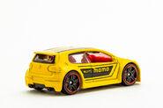 FYF75 Golf GTI Yellow Momo-3