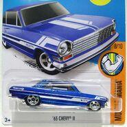 HW '63-Chevy-II Blue DSCF7003