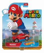 Super Mario Character Car Mario package