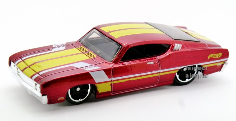 Versions The  Ford Torino