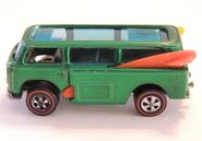 1969 Volkswagen Beach Bomb green2