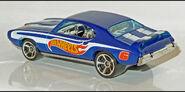 69' Pontiac GTO (3774) HW L1160787