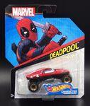 Marvel Deadpool (DMX03) (pack)