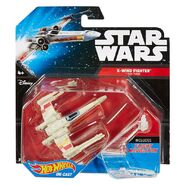 X-Wing Fighter Red Three (DRX12) 02