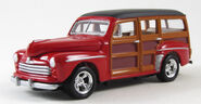 G15 Hot Wheels 48 Ford Merc Woodie Woody 2001 100% (2)