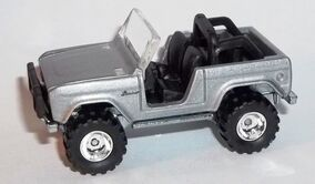 HW-2014-Retro Entertainment-'67 Ford Bronco-Zoolander.