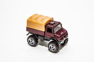 Mercedes-Benz Unimog Toy