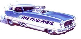 Metrorail Mike Nuttall