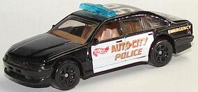 Police Cruiser Blk