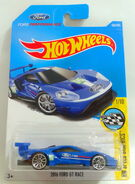 16 Ford GT Racer - Speed G 1 - 17 Cx