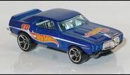 69' Pontiac Firebird T:A (3795) HW L1160856